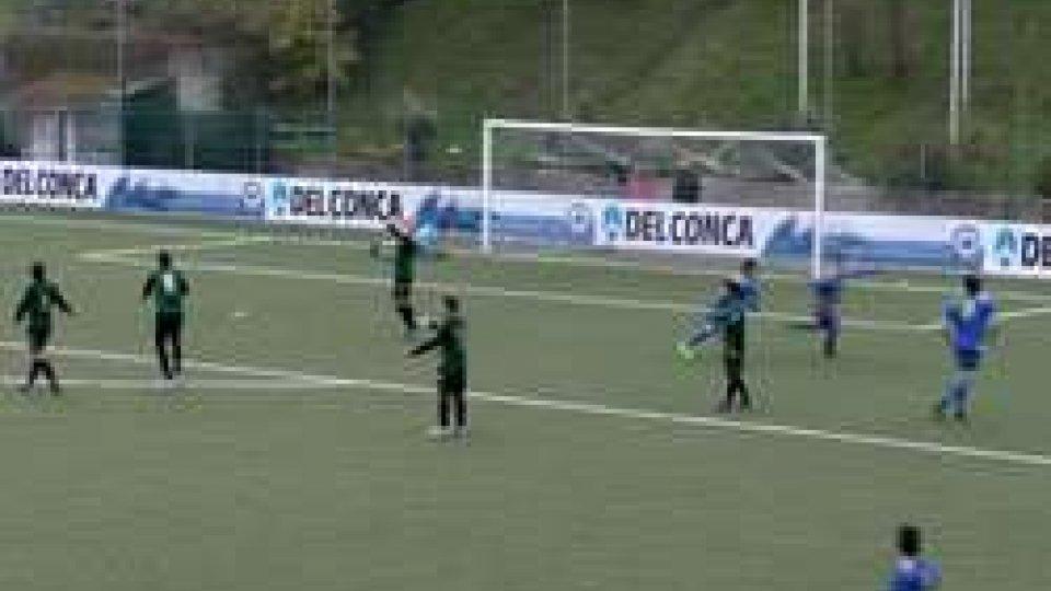 La Fiorita e il Tre Fiori le squadre regine del girone di andataLa Fiorita e il Tre Fiori le squadre regine del girone di andata
