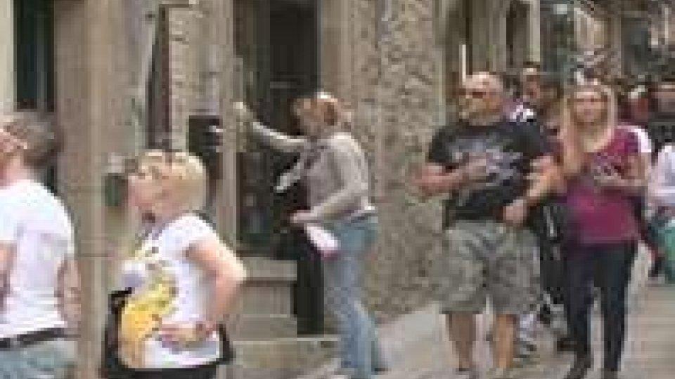 Turismo: poco più che sufficiente il flusso di visitatori in RepubblicaTurismo: poco più che sufficiente il flusso di visitatori in Repubblica