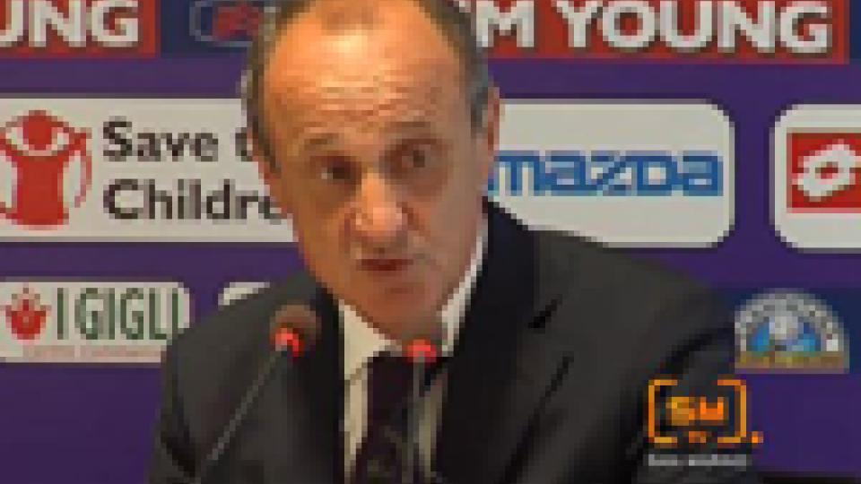 Parla Delio Rossi: ''Ho sbagliato e chiedo scusa è stata toccata la mia famiglia''