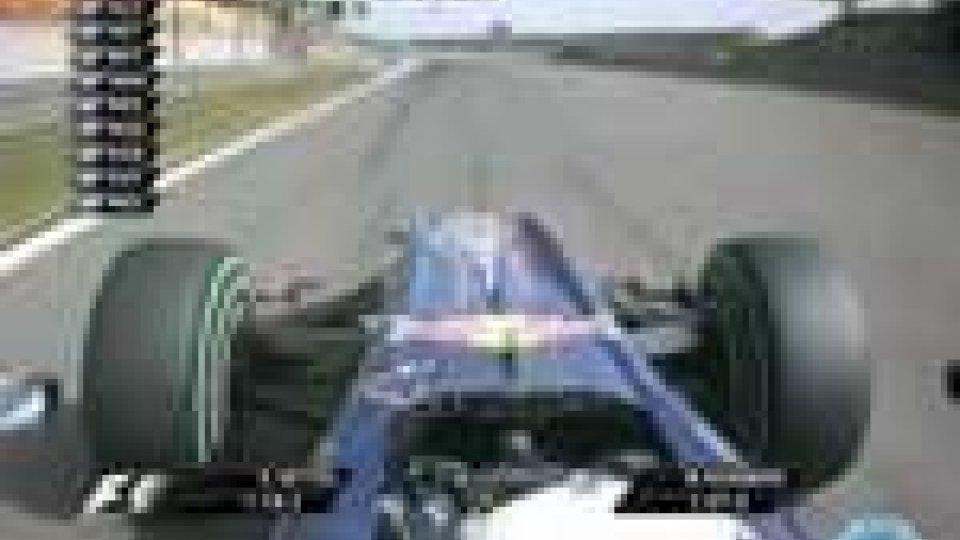 Vettel in pole in CinaGP Cina: Vettel in pole
