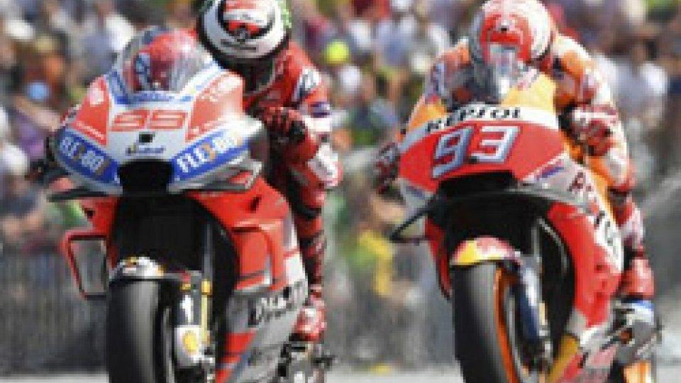 MotoGP: in Austria vince la Ducati di Jorge Lorenzo