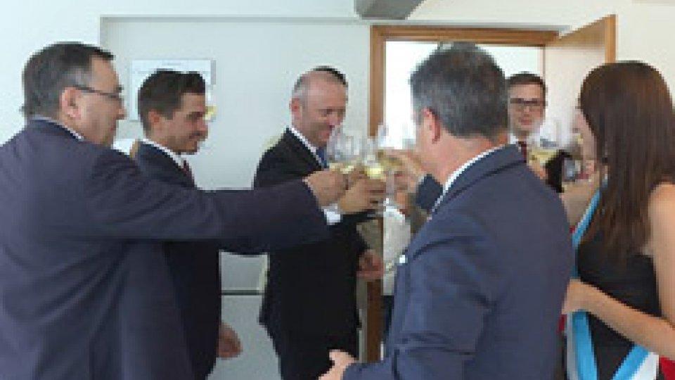 Le immagini dell'inaugurazione e della nuova sedeInaugurata la nuova sede della Giunta di Castello di Fiorentino