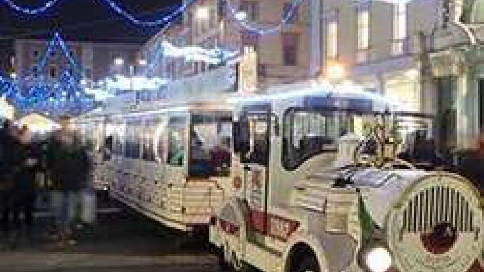 Rimini: da sabato tornano al servizio del Centro storico i trenini gratuiti di Centro facile