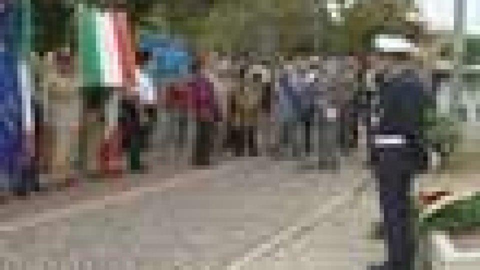 Celebrata a Rimini la liberazione da parte degli alleati