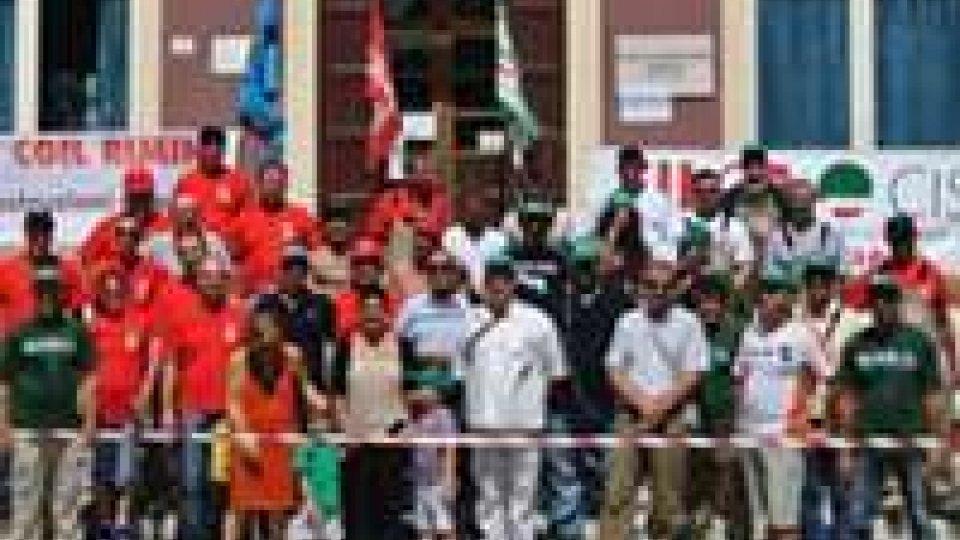Rimini: sciopero al rovescio per il settore edile.