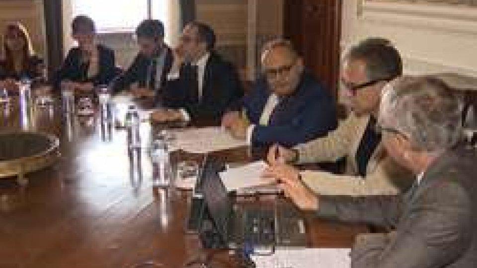 conf stampaSan Marino verso Dubai 2020: Opportunità per la Repubblica, con una prima novità