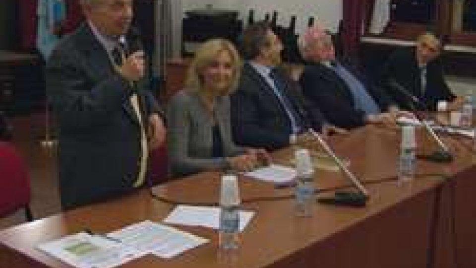 presentato il libro sull'Ospedale di Serravalle