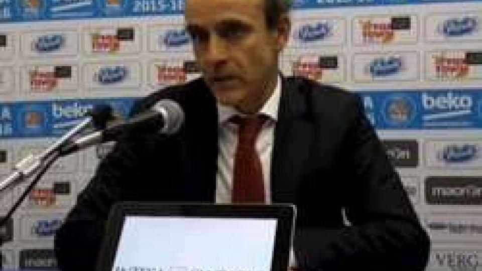 """Riccardo PaoliniVL Pesaro, coach Paolini: """"Non piangiamoci addosso, ripartiamo dagli errori commessi"""""""