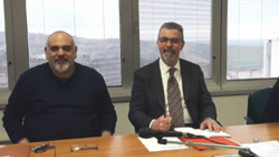 William Santi e Giuliano Tamagnini