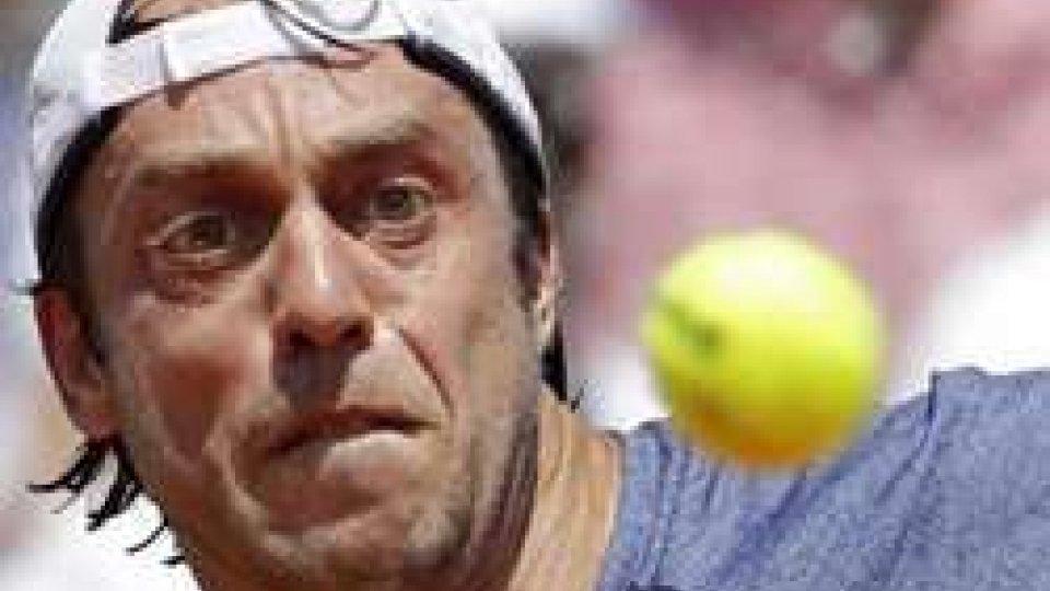 Tennis: Davis; Lorenzi batte Pella, Argentina-Italia 0-1