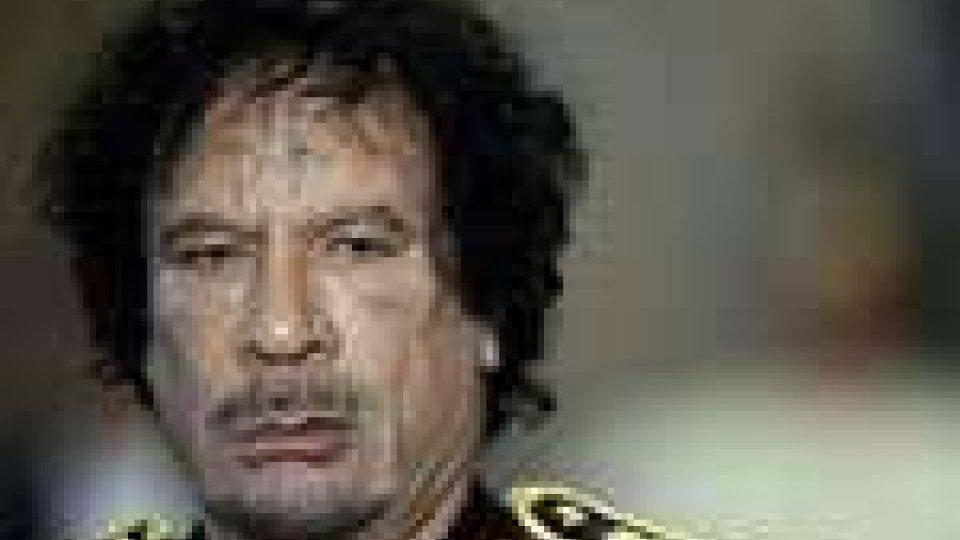 """Libia. Frattini: """"Gheddafi lasci il potere ma non necessariamente il suo paese"""""""