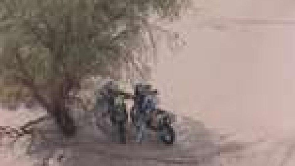 Dakar: penultima tappa, Zanotti resiste