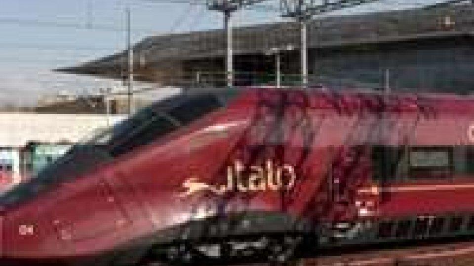Il treno Italo arriva in Romagna a giugno, la stazione di Rimini è a norma
