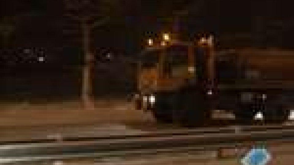 San Marino - Maltempo: - 8 nella notte. Attenzione al ghiaccio sulle strade