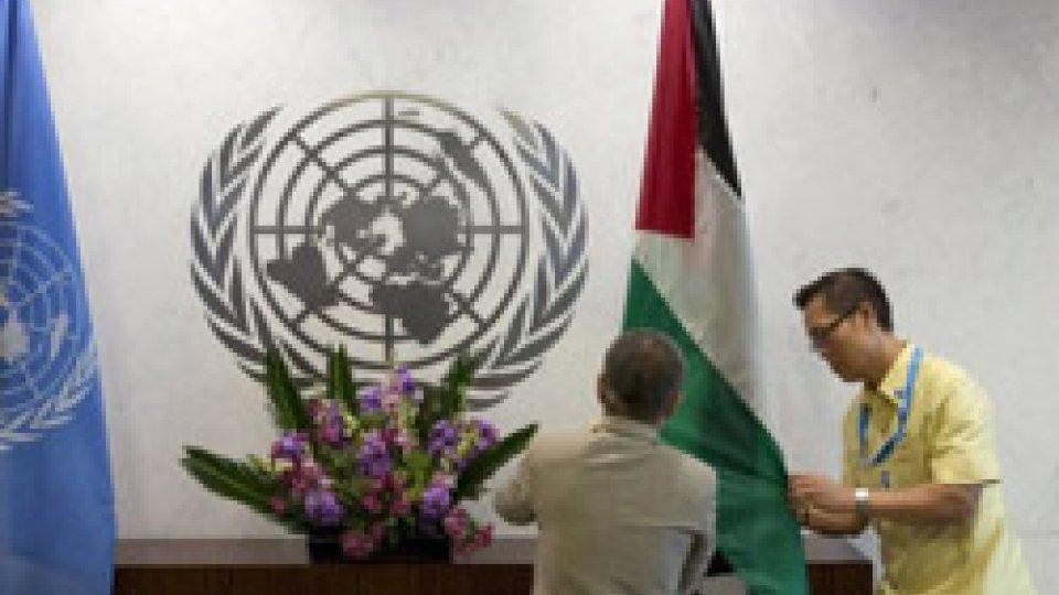 la Palestina entra a far parte delle Nazioni Unite
