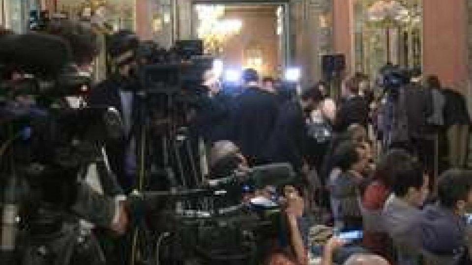 giornalisti al QuirinaleConsultazioni, Mattarella si prende due giorni prima della prossima mossa