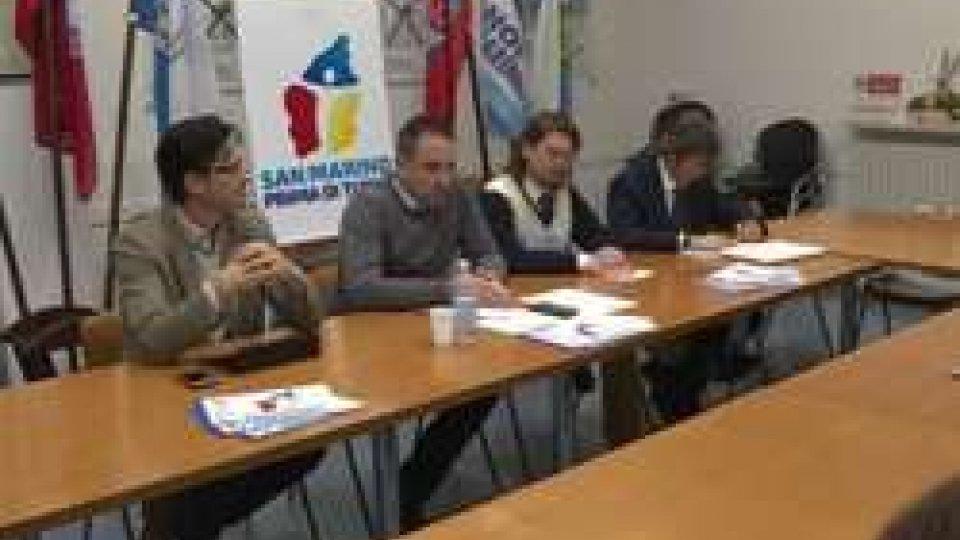 Conferenza San Marino prima di tuttoSan Marino prima di tutto: la trasparenza bancaria deve tradursi in opportunità
