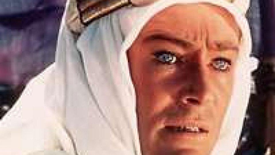 Morto Peter O'Toole, leggendario Lawrence d'Arabia