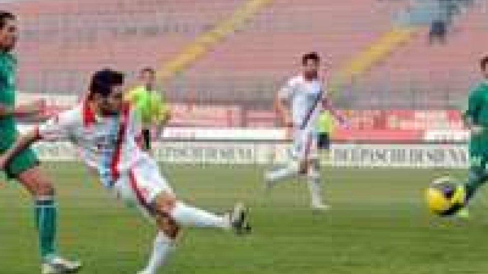 Mantova - Forlì 2-1Mantova - Forlì 2-1