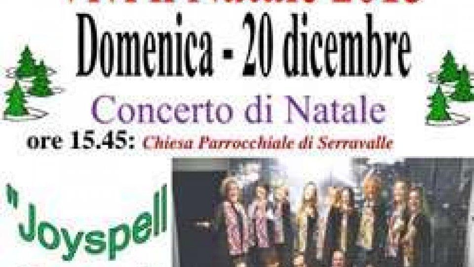 Serravalle: VIVI IL NATALE 2015