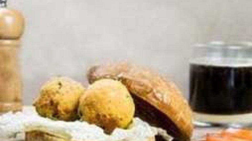 Cucina Veg: FALAFEL RAW DI ANACARDI ALL'ERBA D'ORZO
