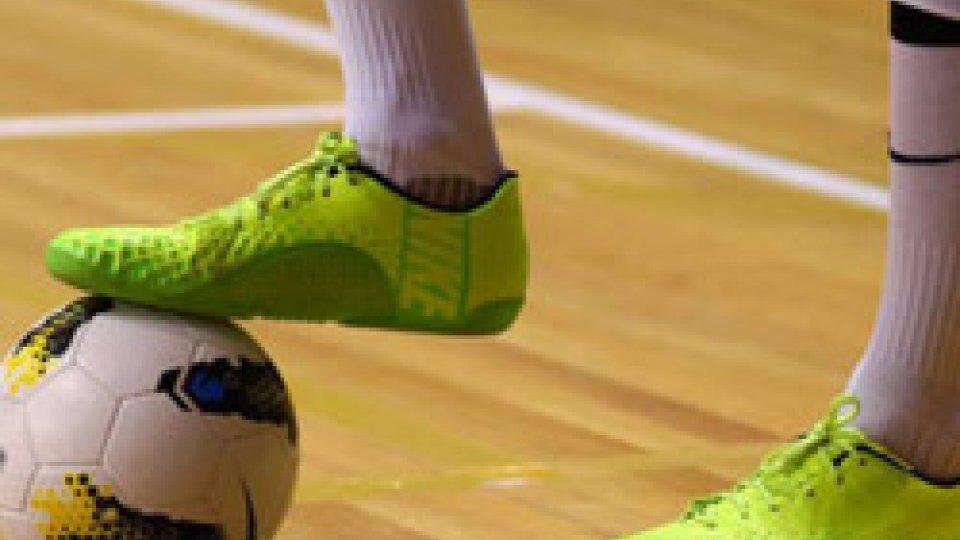 San Marino Futsal Cup: i risultati della 5' giornata