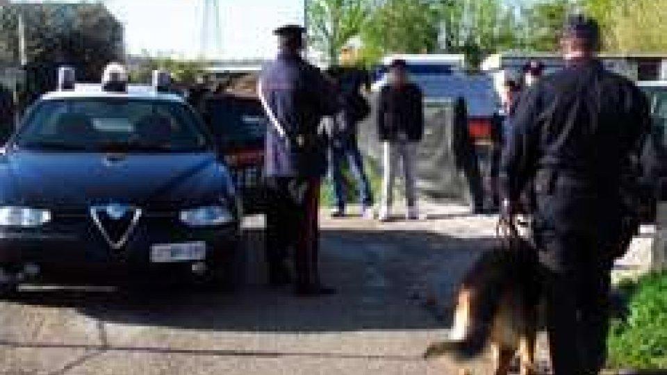 Riccione: un arresto e una denuncia alle ex colonie