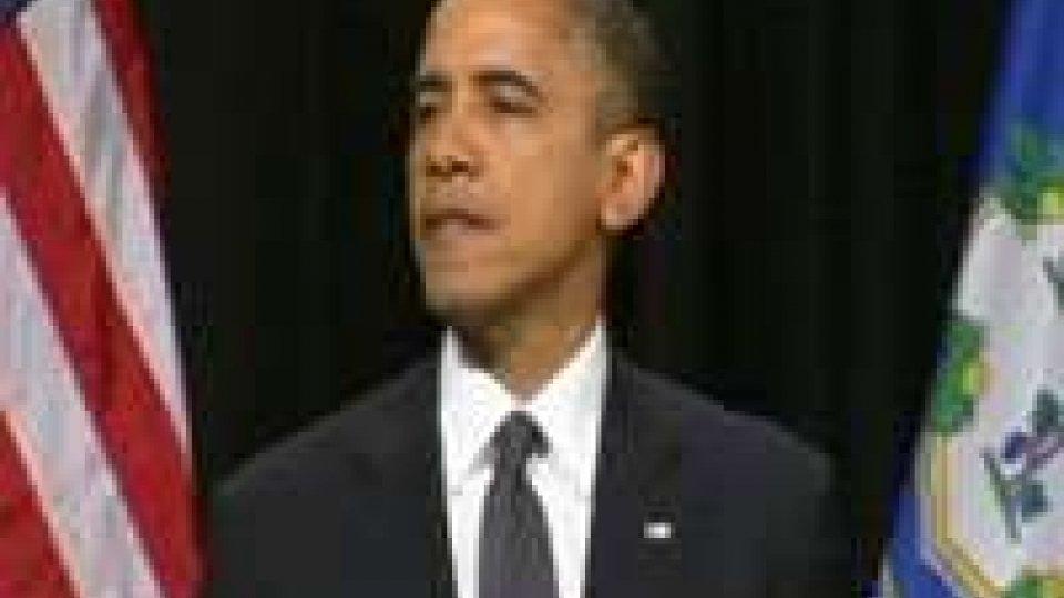 Strage Newtown, Obama: fare di più per proteggere i bambini