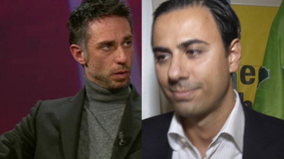 Alessandro Bevitori e Emmanuel Gasperoni