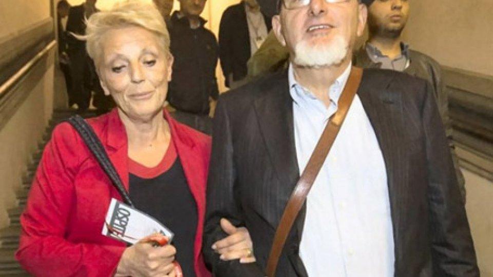 Tiziano Renzi e Laura Bovoli