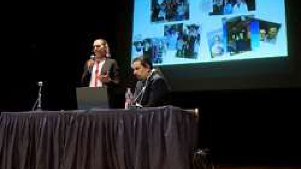 Laura Broccoli e Francesco TamagniniAbuso di cannabis e alcool: al Titano un seminario rivolto agli studenti sammarinesi