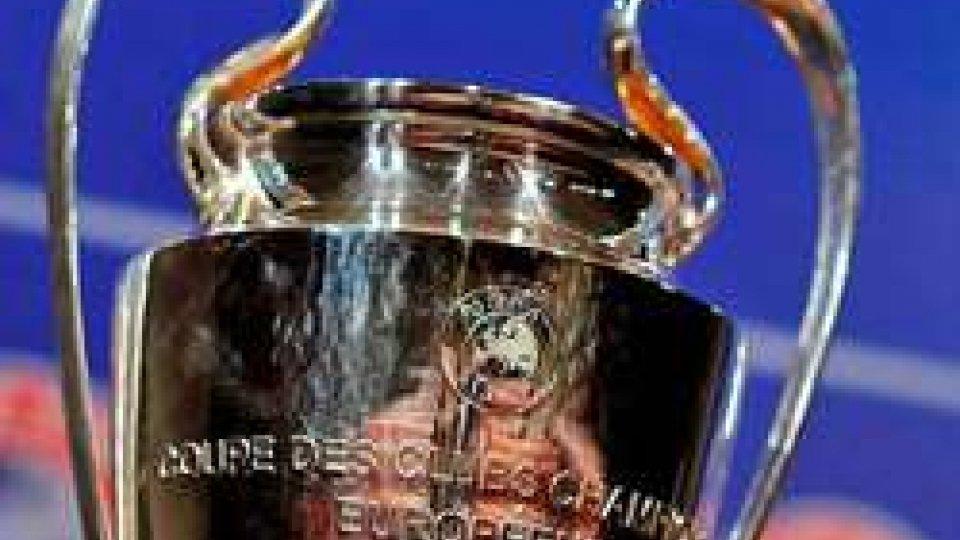 Champions LeagueChampions League: lunedì il sorteggio del primo turno preliminare