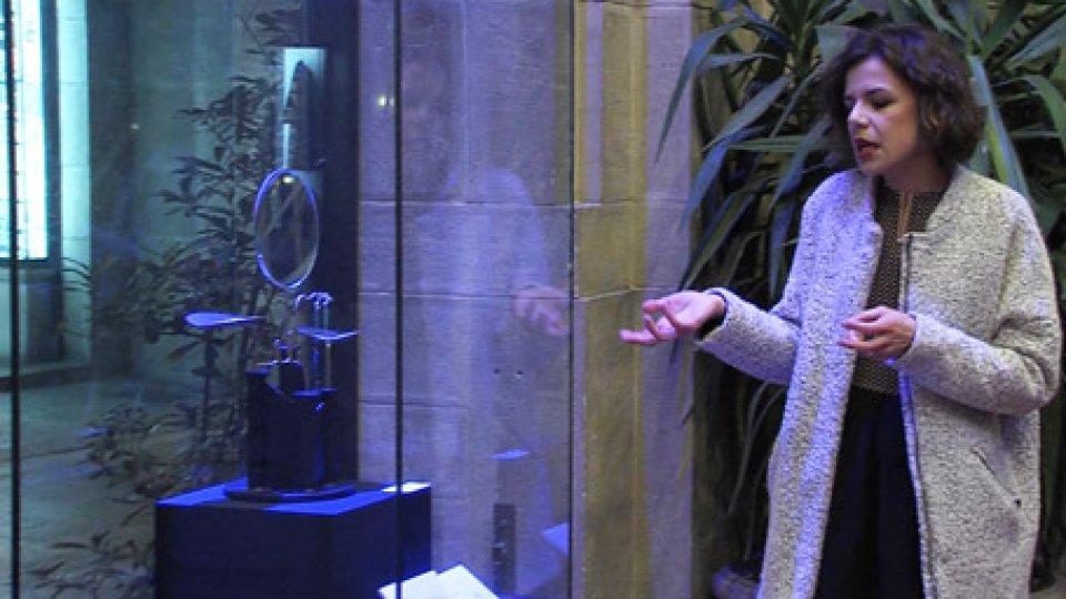 Nunzia Ponsillo[VIDEO] Design e artigianato: viaggio dall'antico al moderno nell'esposizione di Nunzia Ponsillo