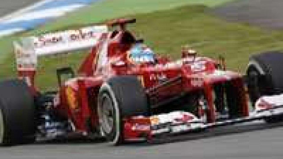 Formula 1, il GP di Germania ad Alonso