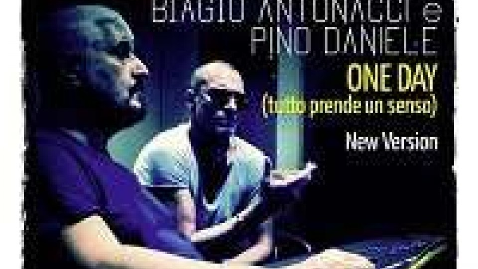 Oneday, ultimo duetto Daniele-Antonacci