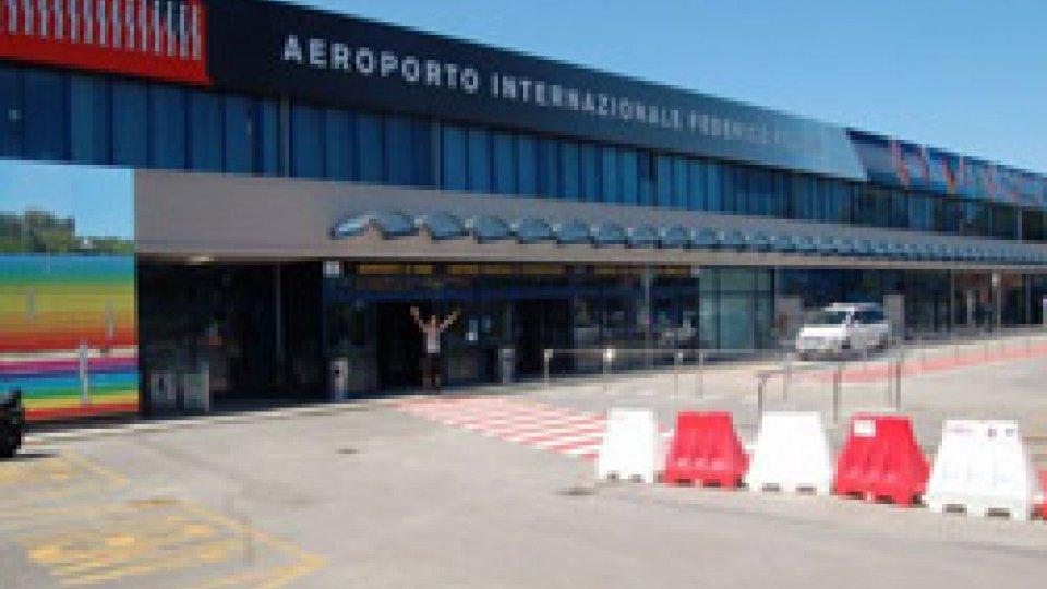 """aeroporto """"Fellini"""" di Rimini – San Marino"""