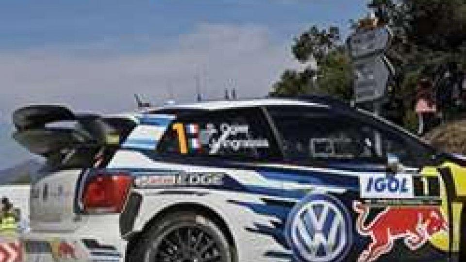 Rally di Spagna, Sebastien Ogier verso il titolo