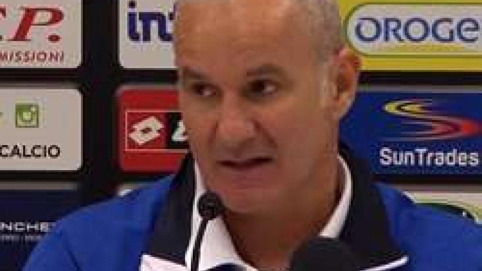 Massimo DragoCesena-Crotone 2-1, le interviste agli allenatori Ivan Juric e Massimo Drago