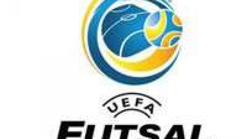 Futsal: a dicembre i sorteggi per Euro 2014