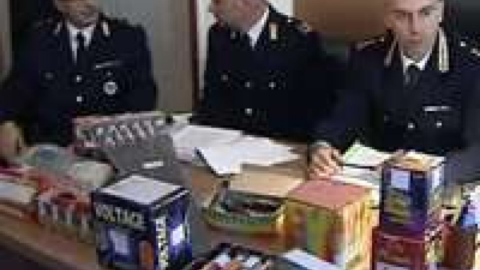 """""""Botti"""" di Capodanno: la Polizia di Stato intensifica i controlli in Riviera""""Botti"""" di Capodanno: la Polizia di Stato intensifica i controlli in Riviera"""