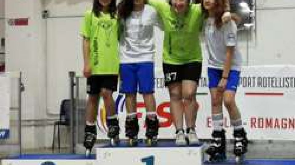 Pattinaggio: campionato regionale freestyle FISR