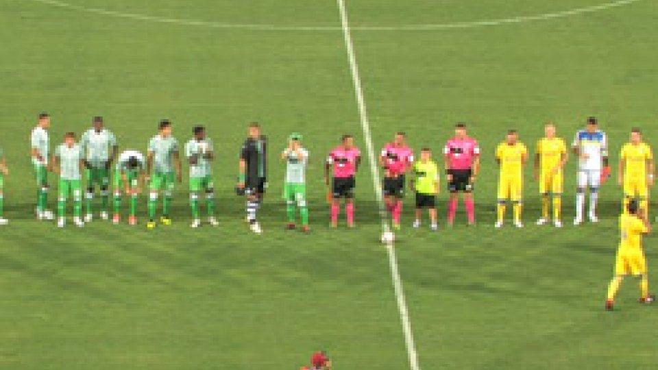 Frosinone - Betis 1-3Al Frosinone non basta Ciano per battere il Betis