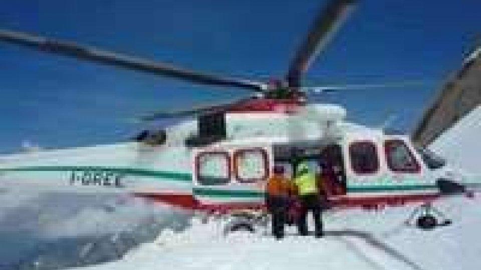 Slavina a Cuneo: due alpinisti in ospedale