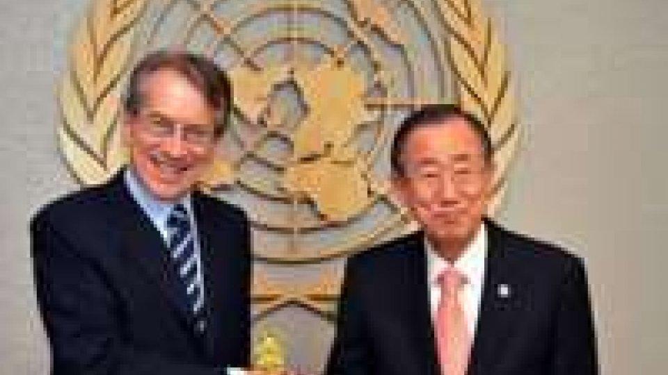 Marò italiani. Il ministro Terzi ha incontrato Ban Ki-moon