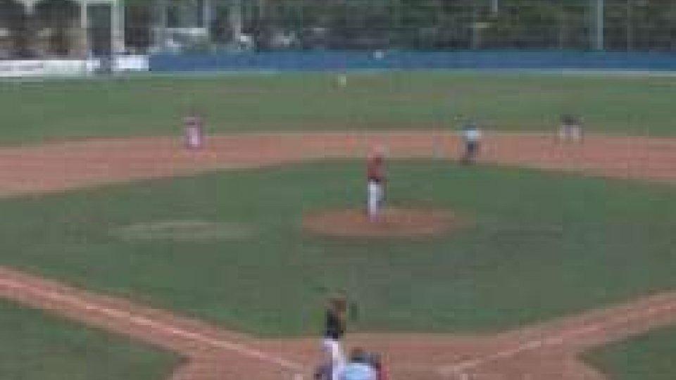 Baseball: Padova passa a San Marino in gara2