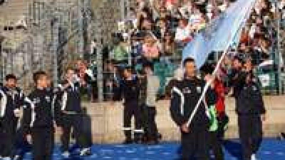 Lussemburgo: gli atleti sammarinesi in gara