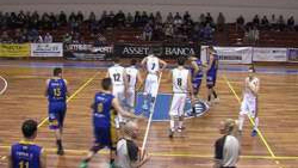 Basket, Asset travolta a Fiorenzuola