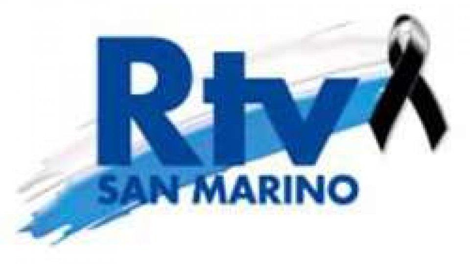 Rtv partecipa al lutto italiano