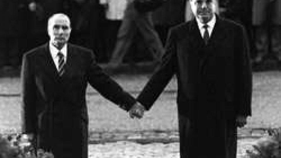 Èmorto Helmut Kohl, padre della Germania unita