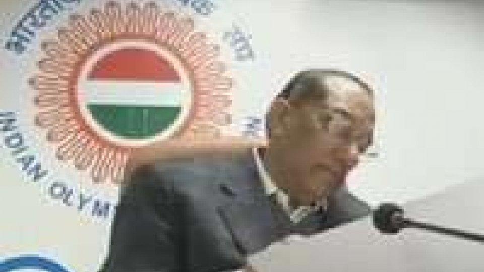 Sospeso il Comitato Olimpico Indiano